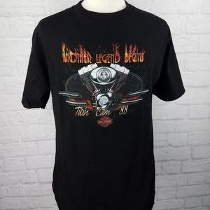 """Vintage 1990's Harley Davidson """"Legends"""" T-Shirt"""